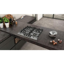 Load image into Gallery viewer, Neff T26DS49NO 4 Burner Gas Hob Stainless Steel