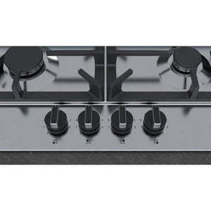 Neff T26DS49NO 4 Burner Gas Hob Stainless Steel