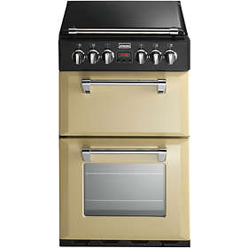 Stoves Richmond Mini 550E Cha Champagne 55cm Mini Range Electric Cooker. 444441979