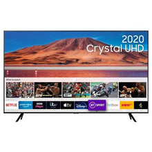 "Load image into Gallery viewer, Samsung UE50TU7100KXX 50"" 4K UHD Smart TV - A Energy Rated"