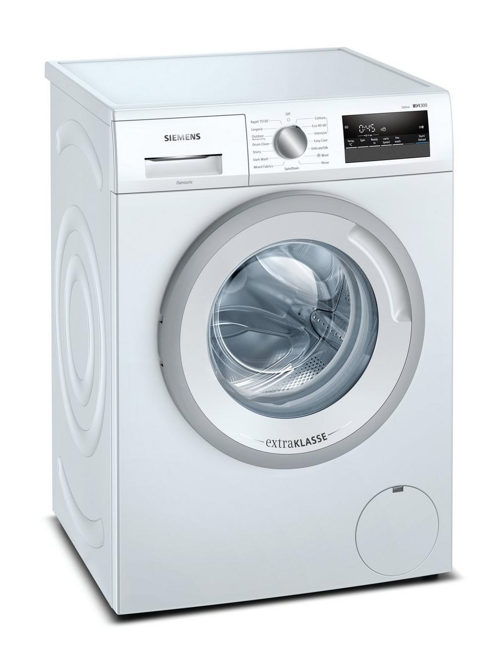Siemens WM14N191GB 7Kg 1400 Spin Washing Machine.