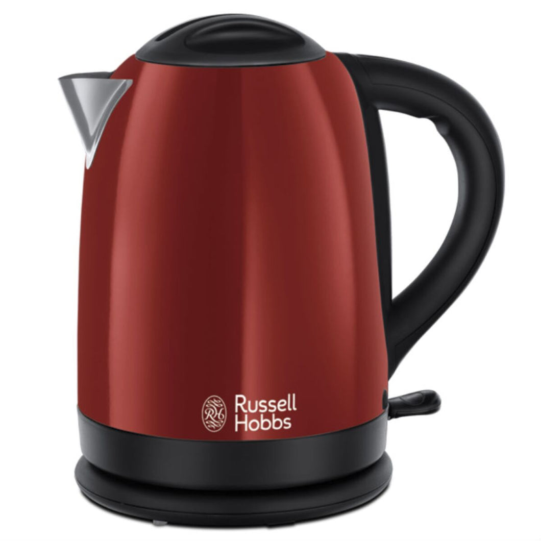 Russell Hobbs 20092 Dorchester 1.7L Kettle 3000W - Red