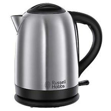 Load image into Gallery viewer, Russell Hobbs 20090 Oxford 1.7Litre Stainless Steel Kettle