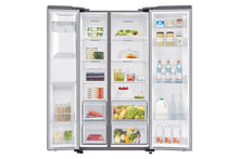 Load image into Gallery viewer, Samsung RS65R5401M9 American Style Fridge Freezer - Matt Silver