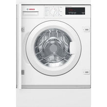 Load image into Gallery viewer, Bosch WIW28301GB Integrated 8kg 1400 Spin Washing Machine - White - A+++ Rated