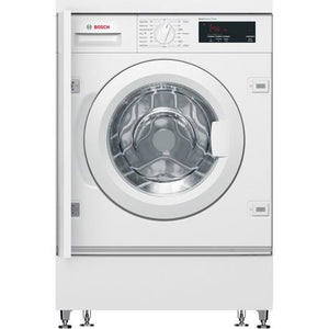 Bosch WIW28301GB Integrated 8kg 1400 Spin Washing Machine - White - A+++ Rated