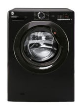 Load image into Gallery viewer, Hoover H3W582DBBE Black 8Kg 1500 Spin Washing Machine