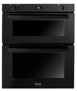 Stoves SGB700PS 444440831 70cm Built Under Gas Double Oven in Black
