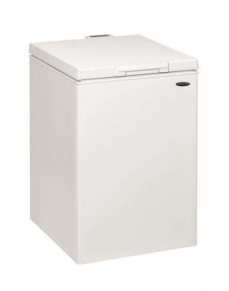 Iceking CF131W 58cm Chest Freezer in White, 131 Litre 0.87 A+ Rated