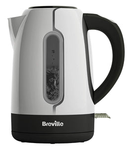 Breville VKJ954 Polished Stainless Steel Jug Kettle, 1.7 L,itre 3 KWatt