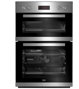 Beko CDF22309X Stainless Steel Double Oven