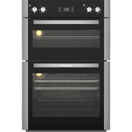 Blomberg ODN9302X Built In 90cm Double Oven. 5 Year Guarantee