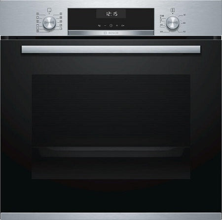 Bosch HBA5570S0B Serie 6 Built In Single Multifunction Oven