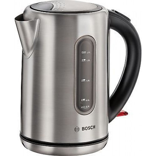 Bosch TWK7901GB 1.7Litre 3Kw Rapid Boil Stainless Steel Kettle