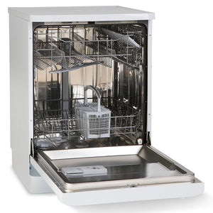 Montpellier DW1254P White 12 Place Dishwasher