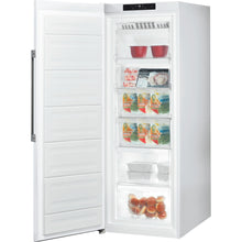 Load image into Gallery viewer, Indesit UI8 F1CW 260 Litre 187cm Tall FrostFree Freezer