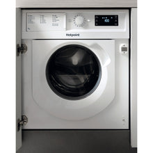 Load image into Gallery viewer, Hotpoint BI WMHG 71484 UK Integrated Washing Machine - White