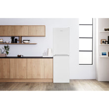 Load image into Gallery viewer, HoHotpoint HBNF55181W White 183cm Tall FrostFree Fridge Freezer SALE WAS £379.99