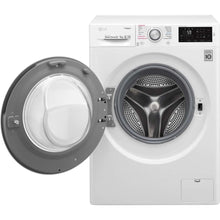 Load image into Gallery viewer, LG Steam™ FWJ685WS 8/5Kg 1400 Spin Washer Dryer – White