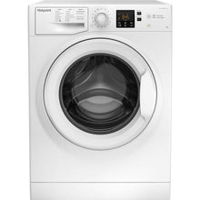 Load image into Gallery viewer, Hotpoint NSWF843CW Washing Machine in White 1400rpm 8Kg A+++ Rated