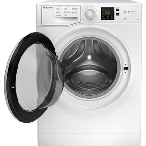 Hotpoint NSWF843CW Washing Machine in White 1400rpm 8Kg A+++ Rated