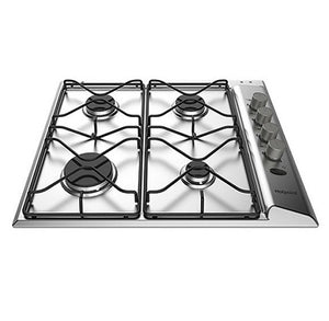 Hotpoint PAN642IXH 60cm Gas Hob in Stainless Steel