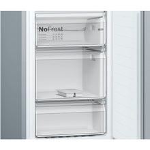 Load image into Gallery viewer, Bosch KGN34NLEAG 60cm Serie 2 Frost Free Fridge Freezer – SILVER