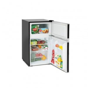 Montpellier MAB2031K Black Retro Look Under Counter Frigde Freezer # 2 Year Guarantee