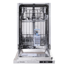 Load image into Gallery viewer, Montpellier MDI450 10 Place 45cm Slimline Integrated Dishwasher