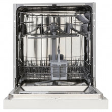 Load image into Gallery viewer, Montpellier MDI650X Stainless Steel Semi Integrated Full Size Dishwasher