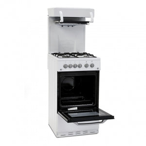 Montpellier MEL50W 50cm Eye Level Grill Gas Cooker. 2 Year Guarantee
