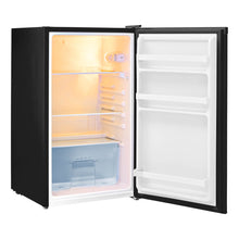 Load image into Gallery viewer, Fridgemaster MUL49102MB (Black) 50cm 104 Litre Larder Fridge