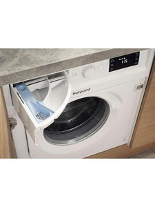Hotpoint BIWMHG71484 Fully Integrated Washing Machine 1400rpm 7kg A+++ Rated