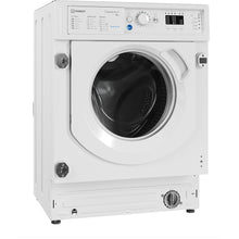Load image into Gallery viewer, Indesit BIWMIL81284 UK Integrated Washing Machine 8Kg Load