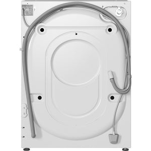 Indesit BIWMIL81284 UK Integrated Washing Machine 8Kg Load