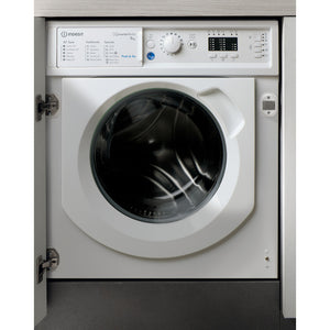 Indesit BIWMIL91484UK Integrated Washing Machine 9Kg Load