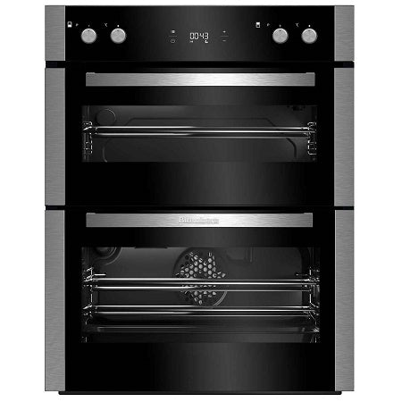 Blomberg OTN9302X Built Under 72cm Double Oven. 5 Year Guarantee