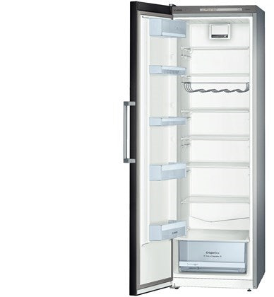 Bosch KSV36VB3PG Black 186cm Tall Low Energy A++ Larder Fridge