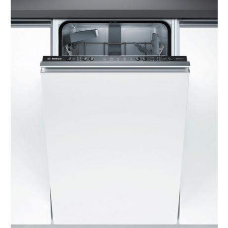 Bosch SPV25CX00G Slim Fully Integrated Dishwasher