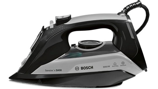 Bosch TDA5085GB Steam iron Sensixx'x DA50 StoreProtect black / grey