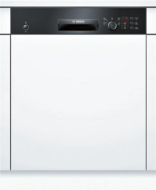 Bosch SMI50C16GB Black Semi Integrated 12 Place A+ Rated Dishwasher