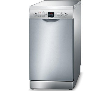 Bosch SPS53M08GB S/Steel Slimline Dishwasher