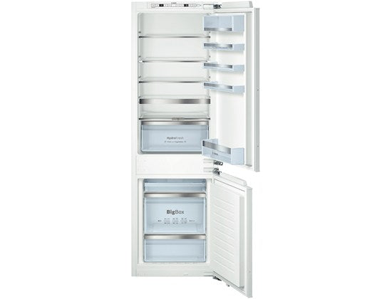 Bosch KIN86AD30G Frost Free Integrated Fridge Freezer 70/30 Split