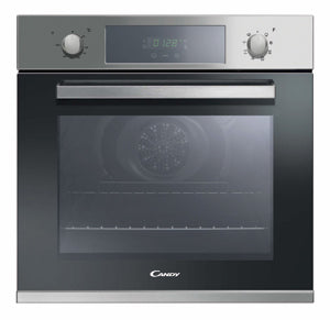 Candy FCP605X Multi Function Stainless Steel Fan Assisted Oven