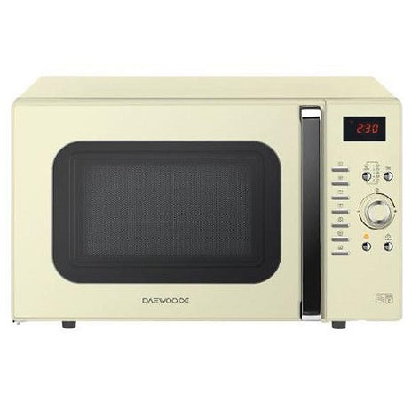 Daewoo KOC9Q3TC Cream Microwave Grill Combination Oven