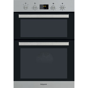 Hotpoint DKD3841IX Class 3 Built-in Oven SolarPlus Grill- Stainless Steel