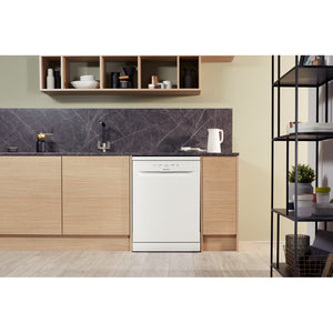 Hotpoint Aquarius+ HFC2B+26 C Dishwasher - White