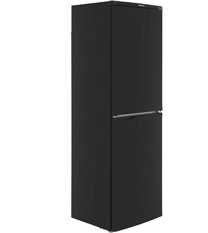 Hotpoint HBD5517B Black 55cm Fridge Freezer