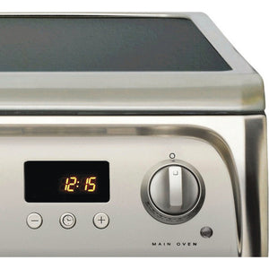 Hotpoint HUE61XS 60cm ULTIMA Electric Cooker in St/Steel, Double Oven