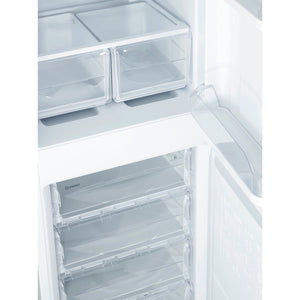 Indesit IBD5517S Silver 55cm Low Frost Fridge Freezer